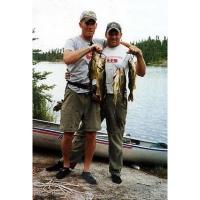 Josh and phil in canada