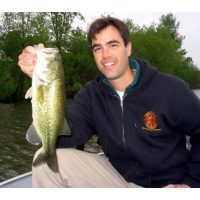 Josh\'s Long time Friend, Charlie Covert, with a nice Bass