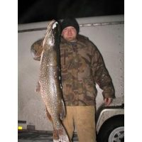 Phil Meers strikes again with a 24lb pike
