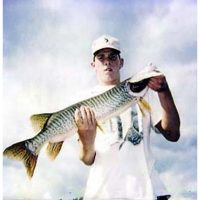 Another childhood tiger musky