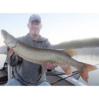 Musky used in Explore Minnesota TV commercial